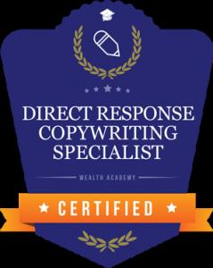 Direct Response Copywriting specialist