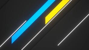 Diagonal Logo Stinger