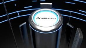 Geometric Construction Logo