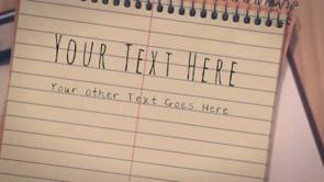 Notepad Titles