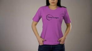 Women T-Shirt Colored