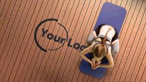 Yoga Girl Logo