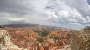Great Canyon Clouds Timelapse